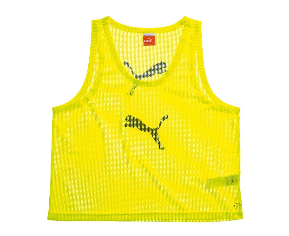 x16 Puma Training Bib - Yellow