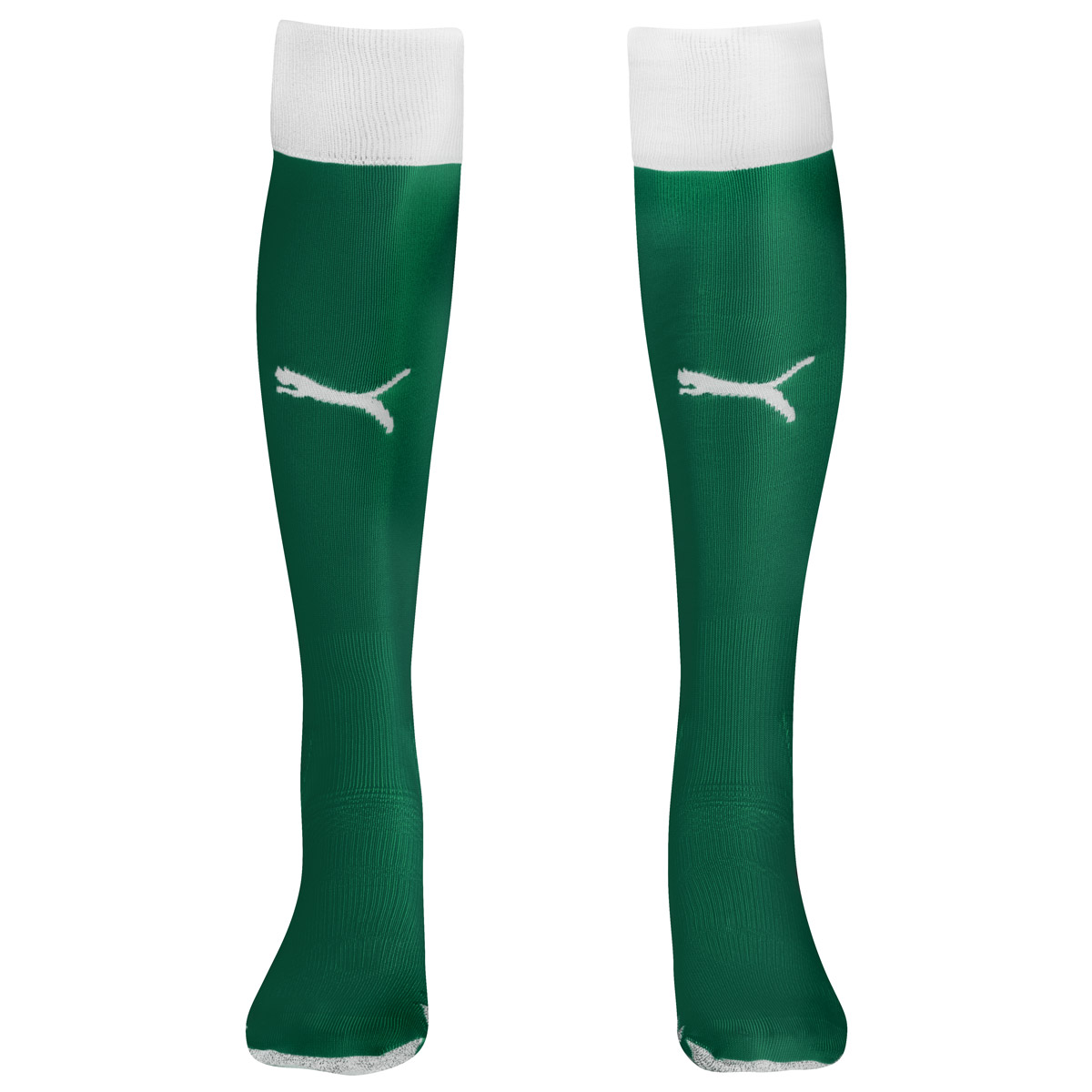 Puma Finale Socks-Green/White