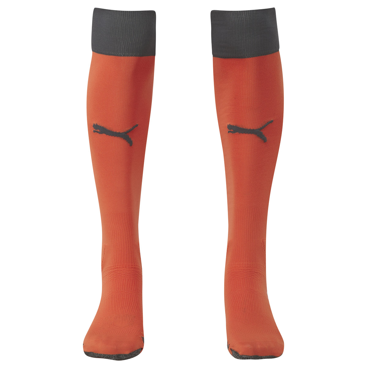 Puma Finale Socks-Orange/Ebony