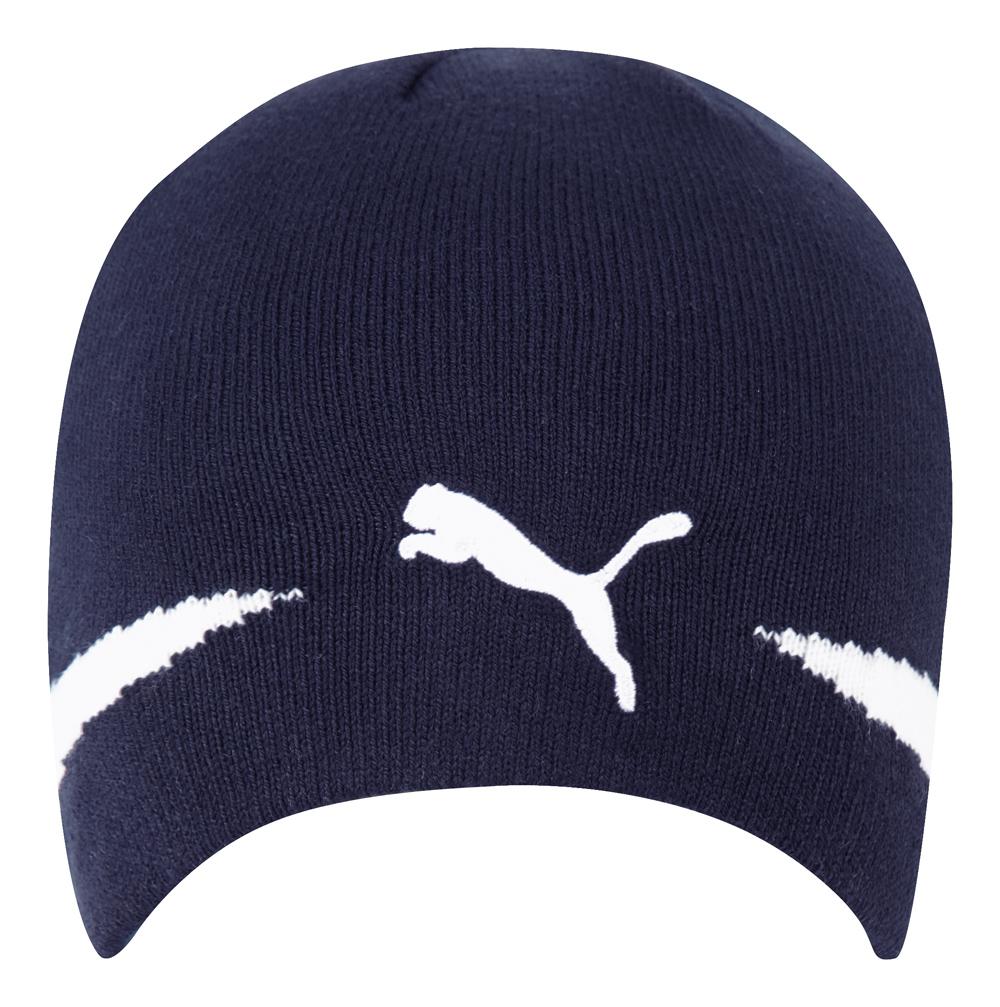 Puma Beanie Hat - NAVY