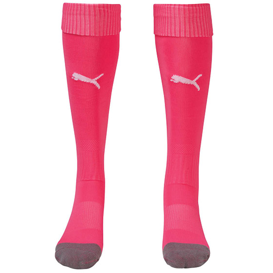 Puma Striker Sock - Fluorescent Pink