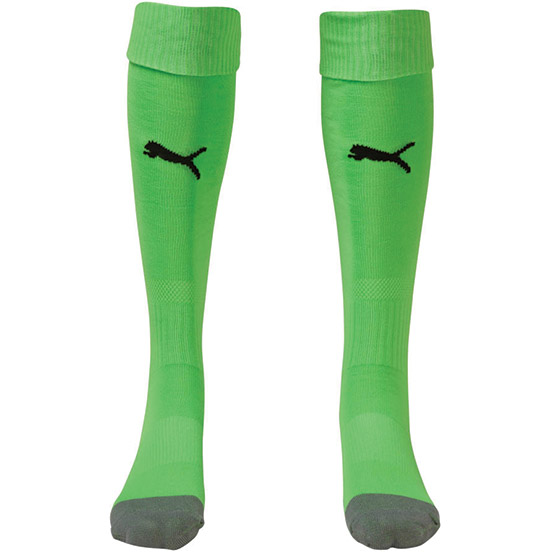 Puma Striker Sock - Fluorescent Green