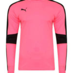 Pink Puma Goalkeeper Shirt
