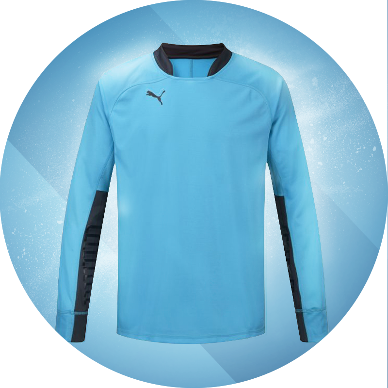 Kids goalkeeper kit