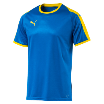 9053d8c4 Puma Liga Jersey - Electric Blue Lemonade / Yellow