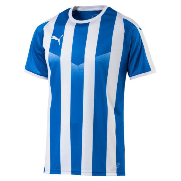 7c39365a902 ... Puma Liga Jersey Striped – Electric Blue / Lemonade White. Example.  703424-02-A