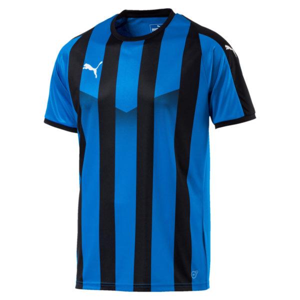 bfcdcc4b018 ... Puma Liga Jersey Striped – Electric Blue Lemonade/Black. Example.  703424-22-A